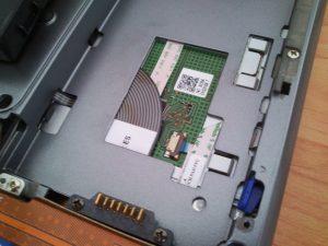 Alojamiento de la batería en portátil SONY VAIO S