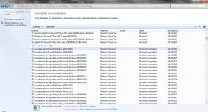 Al desinstalar la actualización KB3035583 desaparecerá la opción de solicitar la reserva del nuevo SO. En caso de que vuelva a interesar realizar la reserva basta con instalar la actualización de nuevo.