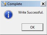 Fin del proceso.