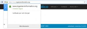 Detalle del contenido seguro en ingenieroinformatico.org.